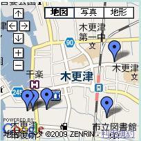 【第20回】プログラミングコンテスト2009 関係者宿泊先
