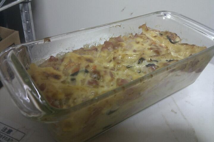 グラタン、パウンドケーキ皿