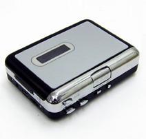 カセットテープをMP3に変換するプレーヤー、サンコーレアモノショップ