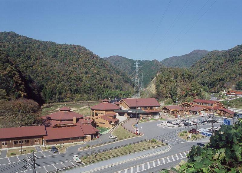道の駅ふぉレスト君田