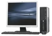 日本HP,HP Compaq 8100 Elite SF/CT 大画面で仕事効率UPセット