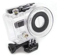 GoPro、HD専用フラットレンズハウジング